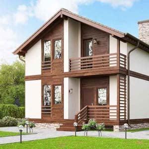 Строительство частных домов под ключ в Севастополе